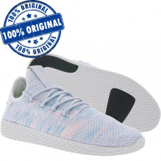 Pantofi sport Adidas Originals Pharrell Williams pentru barbati - originali, 42, 42 2/3, 43 1/3, 44, Textil