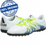 Pantofi sport Adidas X 15.4 pentru barbati - adidasi originali - adidasi fotbal, 39 1/3, 40 2/3, 41 1/3, 42, 42 2/3, 46 2/3, Alb