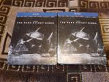 Dark knight Rises steelbook bluray cu romana pe 2 discuri, BLU RAY, FOX