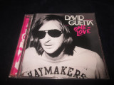 David Guetta - One Love  _ CD,album _ Virgin ( Europa , 2009 ), virgin records