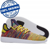 Pantofi sport Adidas Originals Pharrell Williams pentru barbati - originali, 38, 41 1/3, Textil