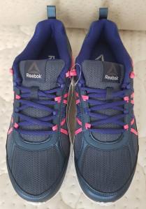 38.5_adidasi originali femei Reebok_albastru_textil