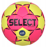 HB Solera Minge handbal roz-galben n. 0, Select