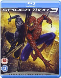 Spider-man 3 Blu ray 2D Limba Romana [BST Buy Sell Trade], sony pictures
