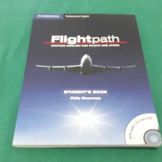 FLIGHTPATH AVIATION ENGLISH FOR PILOTS AND ATCOs+4 CD/ PHILIP SHAWCROSS/ / 2012