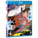 Speed Racer Blu ray 2D Limba Romana [BST Buy Sell Trade], warner bros. pictures