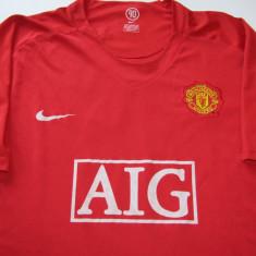 Tricou NIKE  fotbal - MANCHESTER UNITED (nr.10 Rooney), XXL, Din imagine, De club