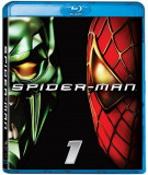 Spider-Man 1 Blu ray 2D Limba Romana [BST Buy Sell Trade], sony pictures