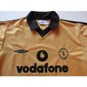 Tricou UMBRO fotbal - MANCHESTER UNITED (nr.7 Beckham)
