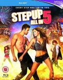 Step up 5 All In Blu ray 2D UK Import [BST Buy Sell Trade], Engleza, universal pictures