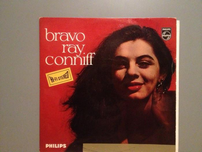 RAY CONNIFF – BRAVO (1970/PHILIPS/RFG) - VINIL/ca Nou