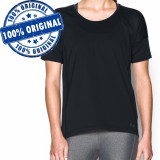 Tricou Under Armour Sport pentru femei - tricou original, Negru, S, Imprimeu grafic