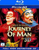 Journey of Man Blu ray 3D UK Import [BST Buy Sell Trade], Engleza, sony pictures