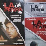 CARACATITA (LA PIOVRA) - SERIE COMPLETĂ , SET 25 DVD-URI ORIGINAL, ITALIANĂ