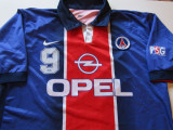 Tricou NIKE fotbal - PARIS SAINT-GERMAIN (PSG), L, Din imagine, De club