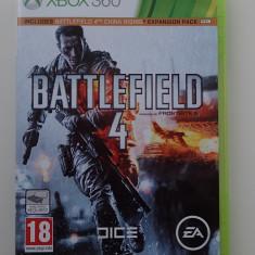 Joc DVD original Consola Microsoft Xbox 360 Battlefield 4 impecabil xbox360, Multiplayer