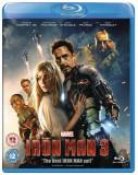 Iron Man 3 Blu ray 3D Limba Romana [BST Buy Sell Trade], paramount