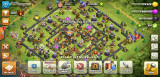 Vand cont clash of clans th 11 lvl177, Supercell