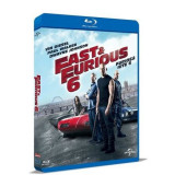 Fast & Furious 6 Blu ray 2D Limba Romana [BST Buy Sell Trade], universal pictures