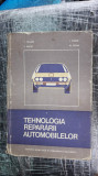 TEHNOLOGIA REPARARII AUTOMOBILELOR - F.TANASE,E.BACIU,I.SOARE,N.BEJAN ,