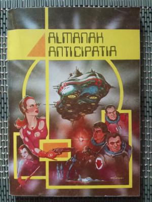 Almanah Anticipatia 1993 foto