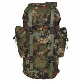 Rucsac MFH BW Combat Camuflaj Vegetato Camo 65L 30253L, 65 L