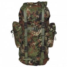 Rucsac MFH BW Combat Camuflaj Vegetato Camo 65L 30253L