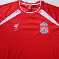Tricou fotbal - FC LIVERPOOL (produs oficial), L, Din imagine, De club