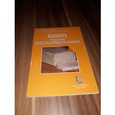 MONOGRAFIE PRIVIND OBTINEREA BRANZETURILOR PROBIOTICE IN SARAMURA 2012