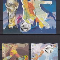 KOSOVO 2018 FOTBAL CUPA MONDIALA, Nestampilat