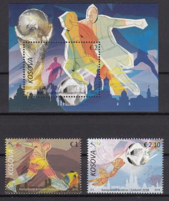 KOSOVO 2018 FOTBAL CUPA MONDIALA foto