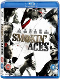 Smokin Aces Blu ray 2D UK Import [BST Buy Sell Trade], Engleza, universal pictures