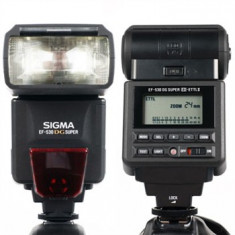 BLITZ - Flash Sigma EF-530 DG SUPER - CANON, NIKON, Dedicat
