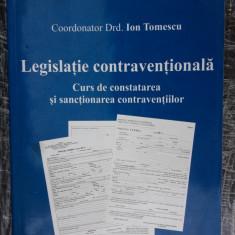 Legislatie Contraventionala Curs De Constatarea Si Sanctionarea Contraventiilor