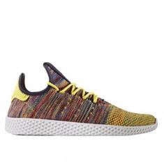 Pantofi Barbati Adidas X Pharrell Williams Tennis HU Primeknit Multicolor BY2673