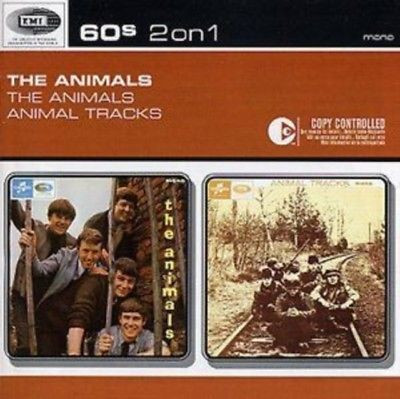 Animals The Animals + Animals tracks (2cd) foto