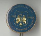 JANDARMERIA ROMANA  - Insigna 1996