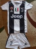 Tricou si short copii Juventus 5-13 ani