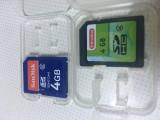 Card memorie SD 4 - 2 GB, microSDHC