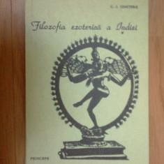 N8 Filozofia ezoterica a Indiei - C. J. Chatterji