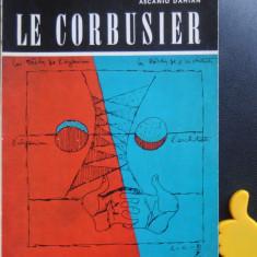 Le Corbusier Ascanio Damian