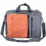 Geanta / Rucsac laptop Modecom Reno Orange / Grey 15.6 inch