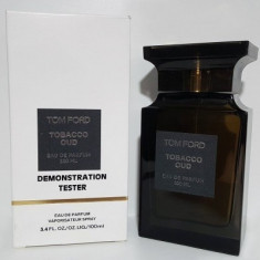 TOM FORD TOBACCO OUD 100 ml PARFUM TESTER