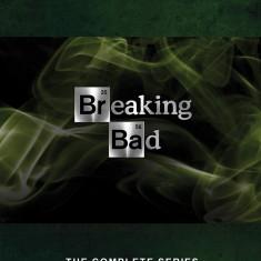 Film Serial Breaking Bad : The Complete Series Season 1-5 [21 DVD]
