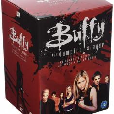 Film Serial Buffy Complete Seasons 1-7 DVD Original si Sigilat