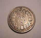 100 lei 1932 Fals de epoca 12,3 grame