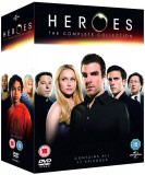 Film Serial Heroes: The Complete Collection DVD Box Set