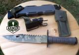 Baioneta Cutit Vanatoare Supravietuire