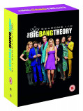 Film Serial The Big Bang Theory : Seasons 1-10 DVD Box Set, Comedie, Engleza, independent productions