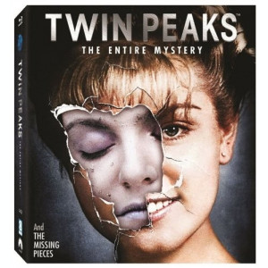 Film Serial Twin Peaks DVD The Complete Collection Seasons 1-3